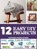 Prime Publishing - 12 Easy DIY Projects grafismos