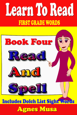 Book Four Read And Spell First Grade Words - Agnes Musa book