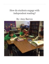 How Do Students Engage With Independent Reading?