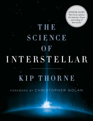 The Science of Interstellar - Kip Thorne book