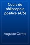 Cours De Philosophie Positive 46