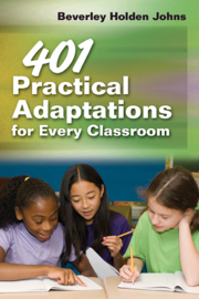 401 Practical Adaptations for Every Classroom book