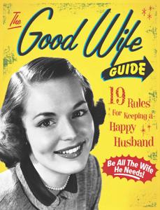 The Good Wife Guide La couverture du livre martien