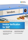 Invoice Verification For SAP