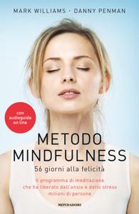 Metodo Mindfulness Copertina del libro