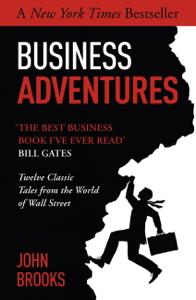 Business Adventures La couverture du livre martien