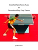 Josh Fenton - Simplified Table Tennis Rules for Recreational Ping Pong Players artwork