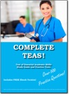 Complete TEAS  Test Of Essential Academic Skills Study Guide And Practice Test Questions