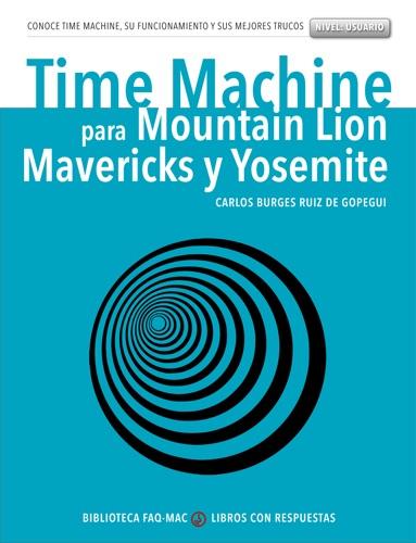Time Machine para Mountain Lion, Mavericks y Yosemite