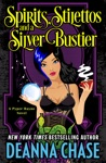 Spirits Stilettos And A Silver Bustier