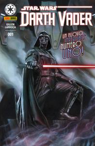Darth Vader 1 Libro Cover