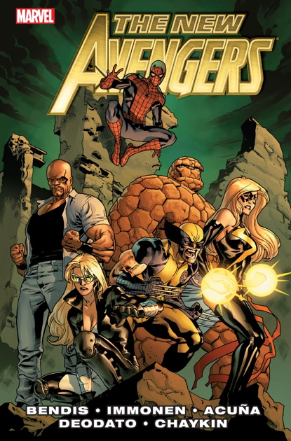 New Avengers by Brian Michael Bendis Vol  2 by Brian Michael Bendis on  Apple Books