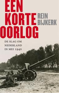 Een korte oorlog Boekomslag