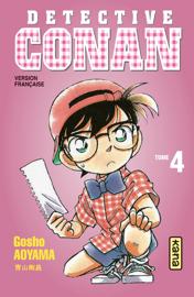 Détective Conan - Tome 4