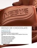REINO DE CHOCOLATE NESTLÉ