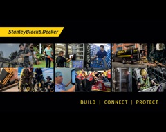Stanley Black & Decker Company Brochure – Brands, Products and Services