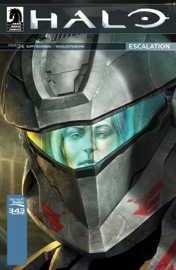Halo: Escalation #24 book