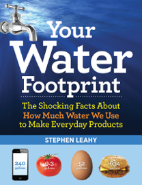 Your Water Footprint book