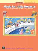 Music for Little Mozarts, Lesson Book 1