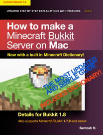 How to make a Minecraft Bukkit Server on Mac book