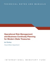 Operational Risk Management And Business Continuity Planning For Modern State Treasuries