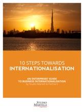 10 Steps Towards Internationalisation