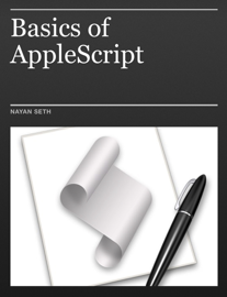 Basics of AppleScript