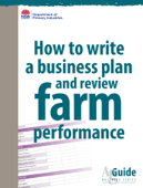 How to Write a Business Plan and Review Farm Performance
