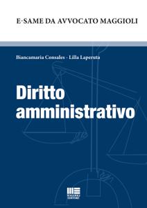 Diritto amministrativo Copertina del libro