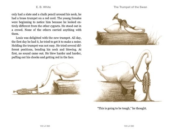 The Trumpet Of The Swan Ebook