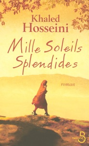 Mille soleils splendides par Khaled Hosseini Couverture de livre