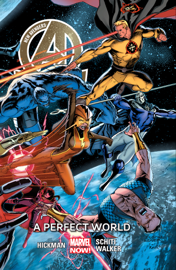 New Avengers Vol. 4