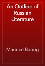 An Outline Of Russian Literature