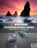 7 Mistakes Photographers Make