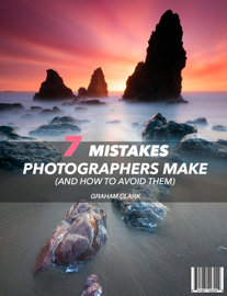 7 Mistakes Photographers Make book