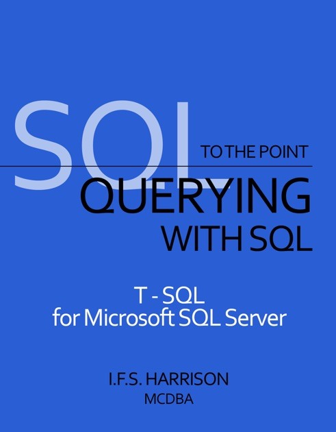 TSQL Tutorial - Learn Transact SQL language