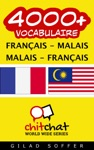 4000 Franais - Malais Malais - Franais Vocabulaire