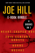 The Joe Hill Book Cover
