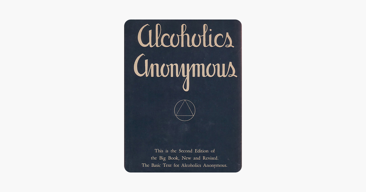 Alcoholics Anonymous - Big Book - AA World Services