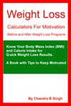 Weight Loss Calculators For Motivation Before And After Weight Loss Programs