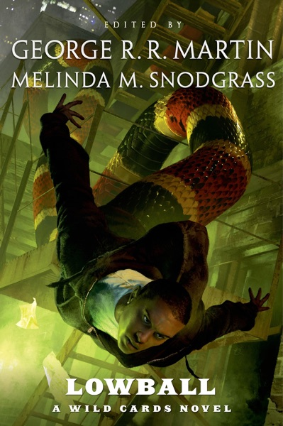 Lowball - George R.R. Martin, Melinda Snodgrass & Wild Cards Trust book cover