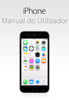 Apple Inc. - Manual do Utilizador do iPhone para iOS 8.4 artwork