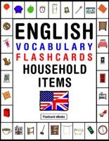 English Vocabulary: Flashcards - Household items
