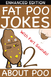 Fat Poo Jokes About Poo 2 (Enhanced Edition) book
