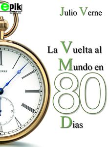 La Vuelta al Mundo en 80 Días Book Cover