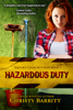Christy Barritt - Hazardous Duty  artwork