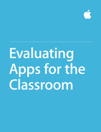 Evaluating Apps for the Classroom book