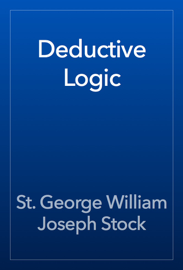 Deductive Logic book