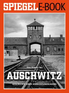 Auschwitz - Geschichte eines Vernichtungslagers Buch-Cover