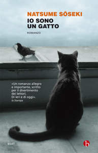 Io sono un gatto Copertina del libro